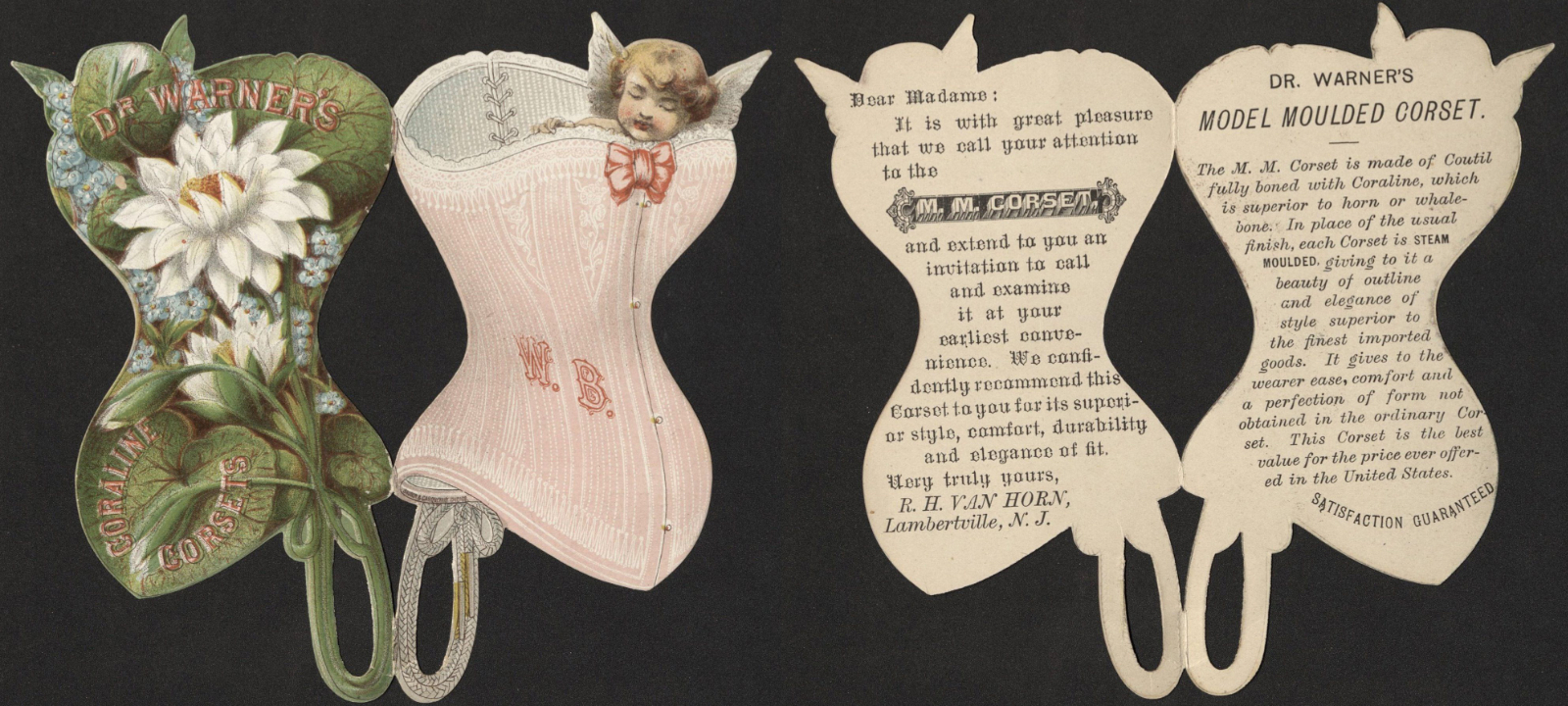 The Corsets History